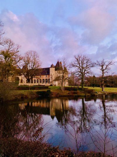 Chateau du château de la Verrerie