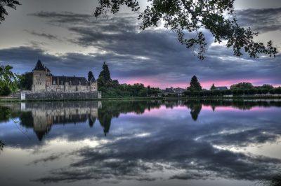 Chateau de la Chapelle d'Angillon