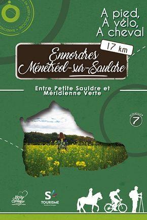 Circuit 7 : Entre Petite Sauldre et Méridienne Verte