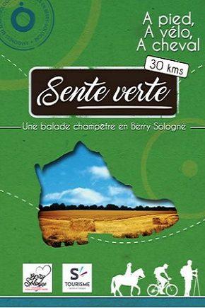 Sente Verte : Une balade champêtre en Berry-Sologne