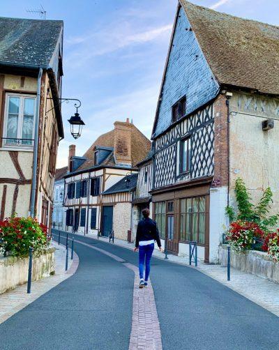 Visite de la Cité des Stuarts